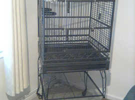 Vintage (KINGS CAGES) Parrot cage