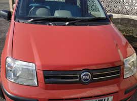 Fiat Panda, 2006 **SPARES/REPAIR** Semi-automatic