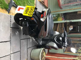 Yamaha Tricity,69 reg,1082 miles,mint