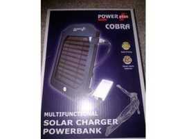 Brand new solar charger