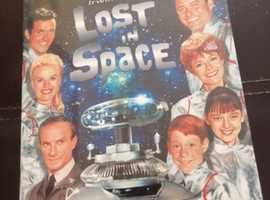 LOST IN SPACE Cult 1960's Series SEASONS 1, 2 and 3 Brand New and Sealed.
