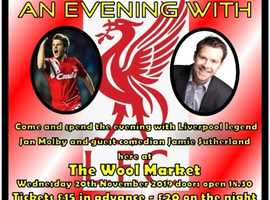 AN EVENING WITH JAN MOLBY