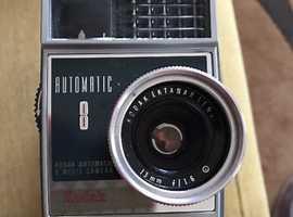 Kodak cine camera, old