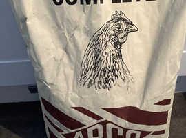 15kg ARGO Complete Poultry Mix