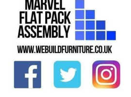 If you're buying flat pack furniture, use our professional assembly service. We give a fixed price for assembly, there are no hidden costs.