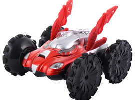 COSTWAY Remote Control Amphibious Stunt Car (TY561696)
