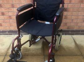Z Tec wheelchair