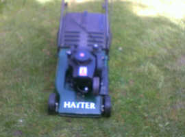 HAYTER S/PROPELLED LAWNMOWER R/ROLLER