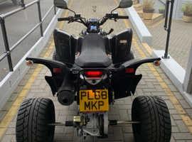 SOLD - Aeon cobra 400 efi super moto quad bike