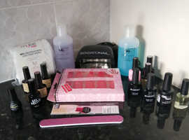 Complete Nail Gel System