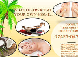Bromley Swedish Massage Therapy Mobile Service
