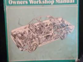 Cortina Mk II Haynes Manual