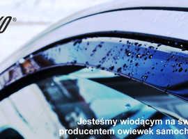 HEKO brand Wind deflectors for any car!