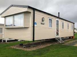 Pre-Owned 3 bedroom caravan for sale in Weymouth Dorset