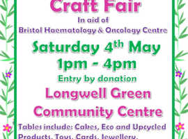 Charity Craft Fair