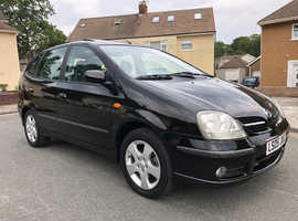 NISSAN ALMERA TINO 1.8 SE,  ONLY 17K FROM NEW, UK DELIVERY
