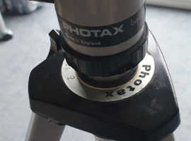 PHOTAX ADJUSTABLE CAMERA TRIPOD VERY STABLE