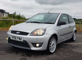Ford Fiesta, 2006 (06) FULL SERVICE HISTORY NEW CLUTCH TYRES BRAKES