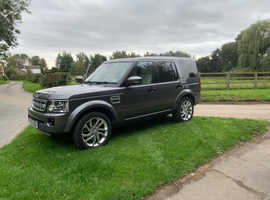 Land Rover Discovery HSE SDV6 , 2016 () Grey Estate, Automatic Diesel, 57,200 miles