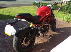 Ducati 797 monster