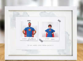 personalised gifts for fathers day gifts / birthday