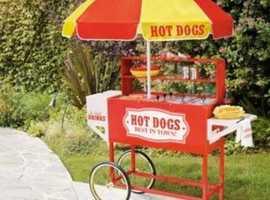 The hotdogman