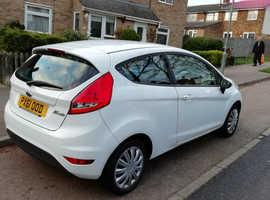 Ford Fiesta, 2011 (61) White Hatchback, Manual Petrol, 89,000 miles