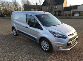 2017 Ford Transit Connect 1.5 TDCi 240 Trend L2