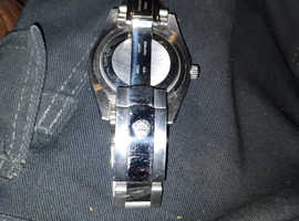 For swaps Rolex sky dweller white gold and stainless steel