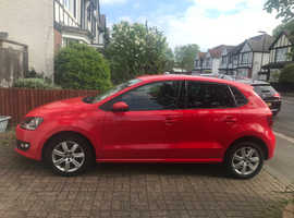 Volkswagen Polo, 2013 (62) Red Hatchback, Manual Petrol, 40,000 miles