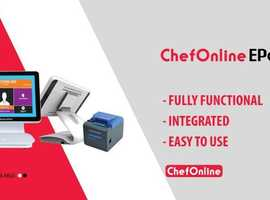 ChefOnline EPoS, brought to you by ChefOnline, offers you