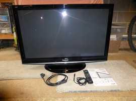 "Panasonic Viera 42"" TV HD. Very good condition"