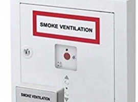 Velux smoke vent control system
