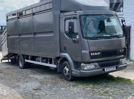 DAF LF 45 7.5 TONNE HORSEBOX