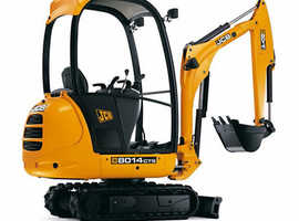 Digger hire, man with digger, Bedford Northampton Milton Keynes