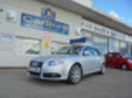 Audi A4, 2005 (55) silver estate, Manual Diesel, 102153 miles
