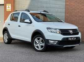 2013 Dacia Sandero Stepway 0.9 TCe Ambiance Edition Very Low Miles, and Only 1 Owner Since New!