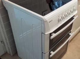 Beko DVC663 60cm Electric Cooker