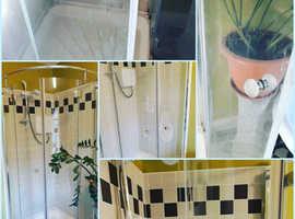 Glass Restoration / Shower Glass Restoration