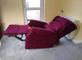 Dual Rise and Recline Chair