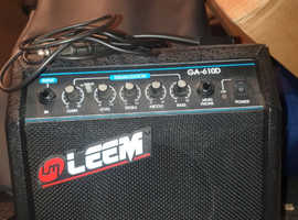 Practice amp.