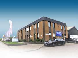 2 x Offices for 3/4 people - Letchworth - (SG6 1NE), 1st floor, parking, cleaning incl.
