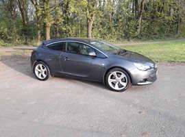 Vauxhall Astra 2.0l GTC CDTI SRI 16V, 52,000 miles