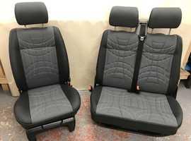 T4 single & double seat