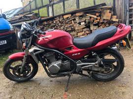 Kawasaki er5 learner legal