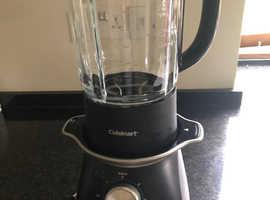 Cuisinart soup maker - black