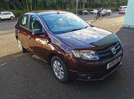 Dacia Sandero, 2016 (16) Brown Hatchback, Manual Petrol, 33,100 miles