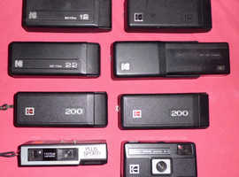 Vintage Compact Film Cameras (price per camera)