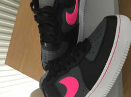 Nike airforce 1 trainers . Brand new
