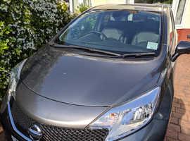 Nissan Note, 2015 (15) Grey MPV, Manual Petrol, 21,600 miles